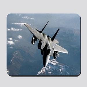Fighter Jet Mousepad