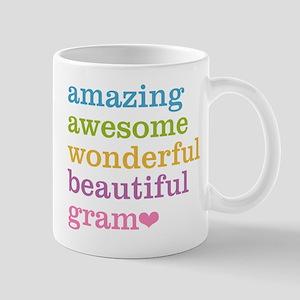 Gram - Amazing Awesome Mug
