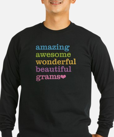 Grams - Amazing Awesome T