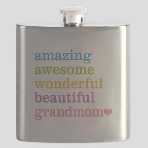 Grandmom - Amazing Awesome Flask