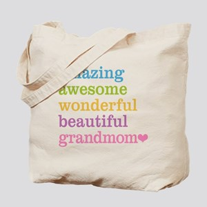 Grandmom - Amazing Awesome Tote Bag