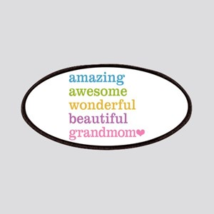 Grandmom - Amazing Awesome Patches