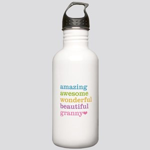 Granny - Amazing Aweso Stainless Water Bottle 1.0L