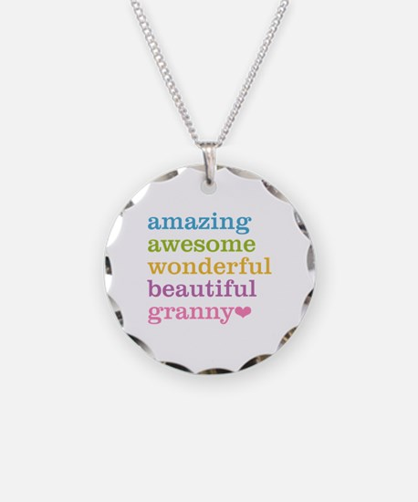 Granny - Amazing Awesome Necklace