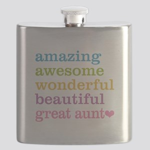 Great Aunt - Amazing Awesome Flask