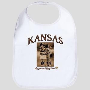 Kansas - Lil' Romance Bib