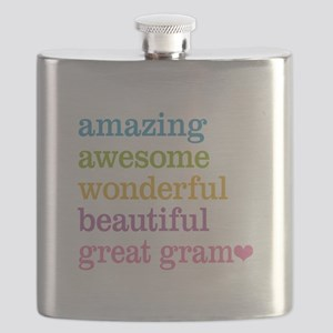 Great Gram - Amazing Awesome Flask