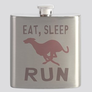 Eat Sleep Run Flask