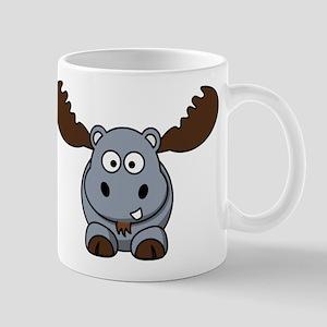 Hypotenuse the Hippopotamoose Mug