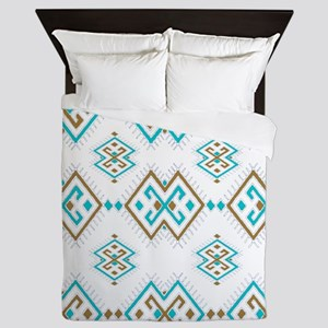 Decodex2 Queen Duvet