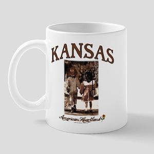 Kansas - School Dayz Mug