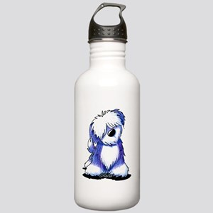 Old English Sheepie Stainless Water Bottle 1.0L
