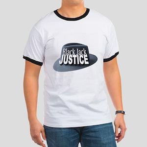 Black Jack Justice Ringer T