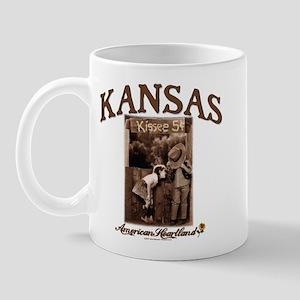Kansas - Kisses Mug