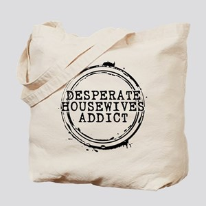 Desperate Housewives Addict Tote Bag