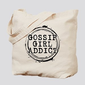 Gossip Girl Addict Tote Bag