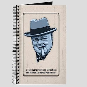 Churchill -Regulations Journal