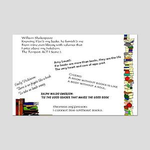 Mini Book Poster