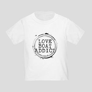 Love Boat Addict Infant/Toddler T-Shirt