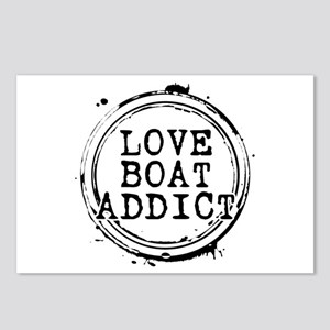 Love Boat Addict Postcards (Package of 8)