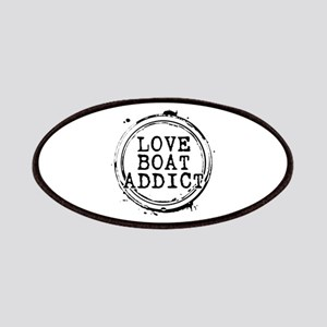 Love Boat Addict Patches