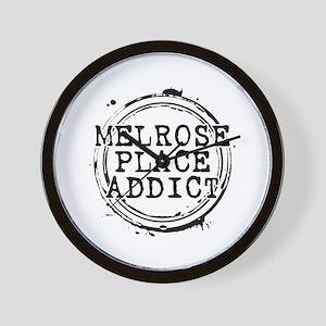 Melrose Place Addict Wall Clock