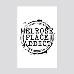 Melrose Place Addict Mini Poster Print