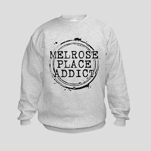Melrose Place Addict Kids Sweatshirt