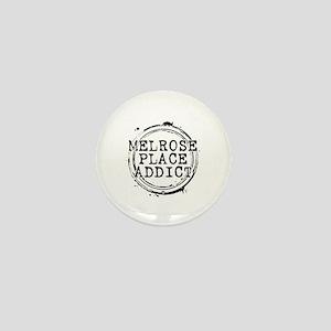 Melrose Place Addict Mini Button