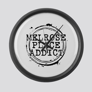 Melrose Place Addict Large Wall Clock