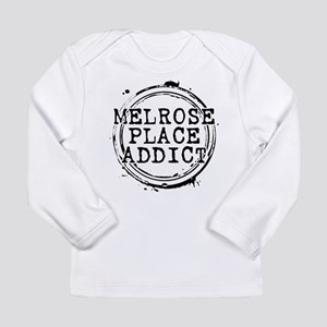 Melrose Place Addict Long Sleeve Infant T-Shirt