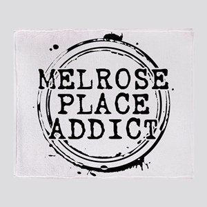 Melrose Place Addict Stadium Blanket