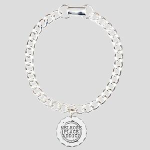 Melrose Place Addict Charm Bracelet, One Charm