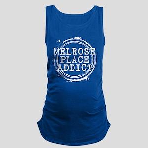 Melrose Place Addict Maternity Tank Top