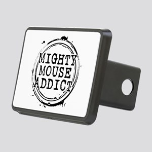 Mighty Mouse Addict Rectangular Hitch Cover