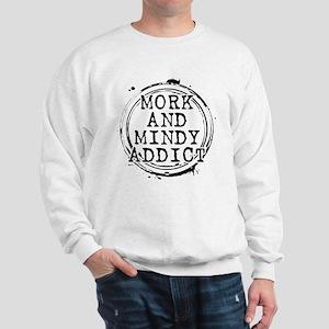 Mork and Mindy Addict Sweatshirt