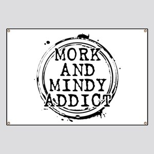 Mork and Mindy Addict Banner