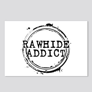 Rawhide Addict Postcards (Package of 8)