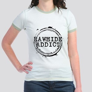 Rawhide Addict Jr. Ringer T-Shirt
