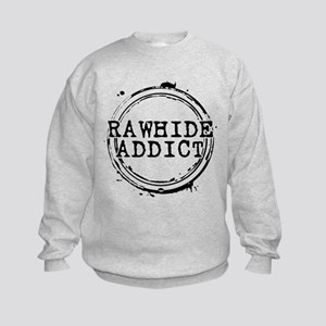 Rawhide Addict Kids Sweatshirt