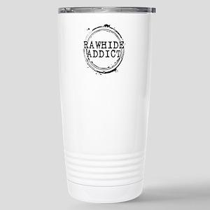 Rawhide Addict Stainless Steel Travel Mug