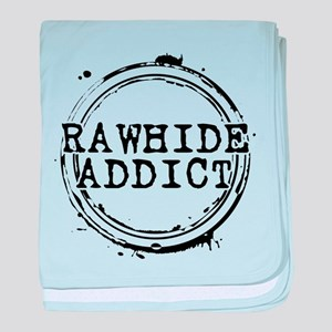 Rawhide Addict Infant Blanket