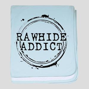 Rawhide Addict Infant Blanket