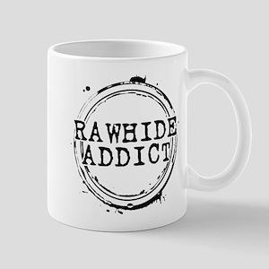 Rawhide Addict Mug