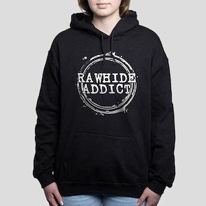 Rawhide Addict Woman's Hooded Sweatshirt
