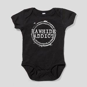 Rawhide Addict Baby Bodysuit