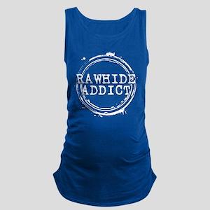 Rawhide Addict Maternity Tank Top