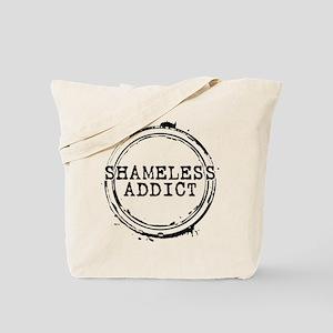 Shameless Addict Tote Bag