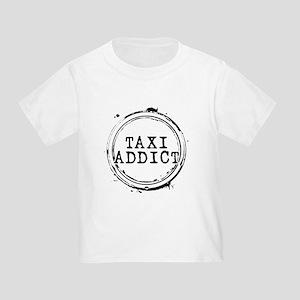 Taxi Addict Infant/Toddler T-Shirt