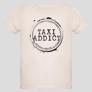 Taxi Addict Organic Kid's T-Shirt